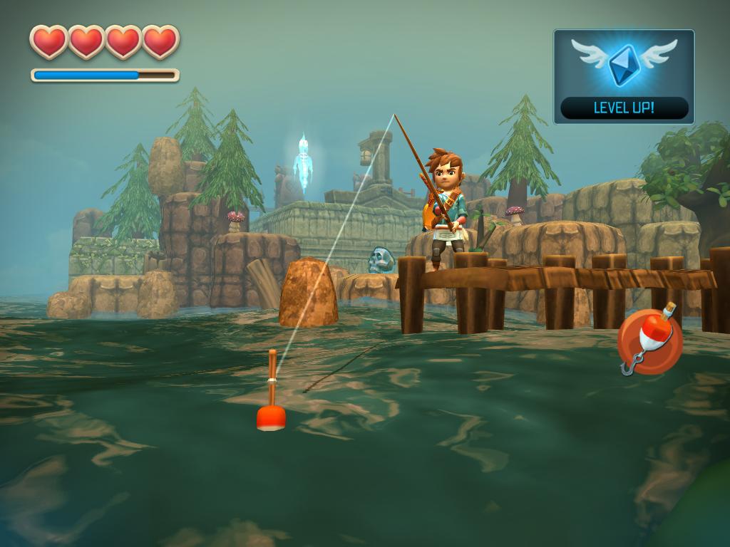 Oceanhorn Content Update