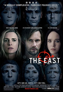 The East Film Poster 2013