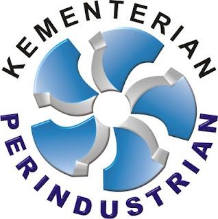 Vector logo / lambang departemen perindustrian Indonesia
