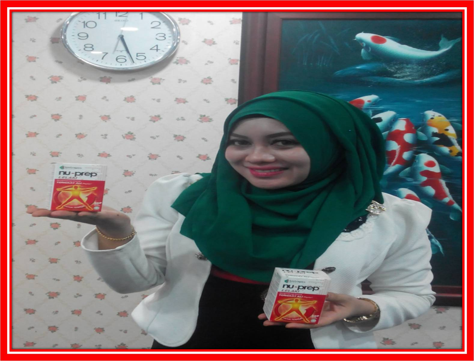 Nu-Prep Tongkat Ali 'Perfect Supplement'
