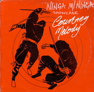 Cover Album of Courtney Melody - Ninja Mi Ninja Showcase