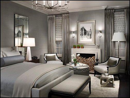 Decorating theme bedrooms Maries Manor New York Style loft living