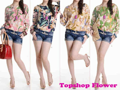 topshop flower kode JG 019