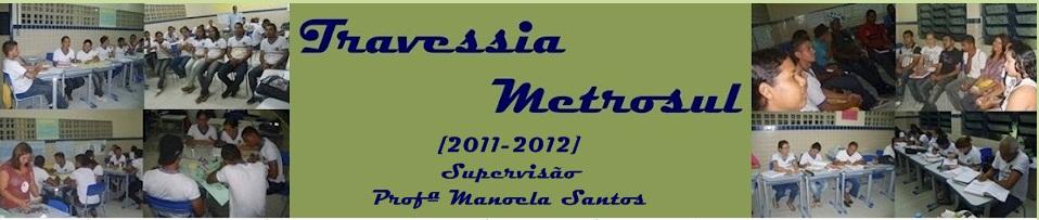 TRAVESSIA METROSUL