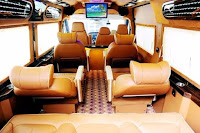 New Enjoy Limousine Sapa