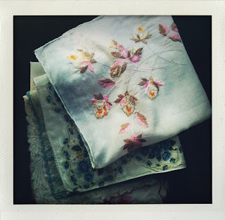 vintage hankies and handkerchiefs