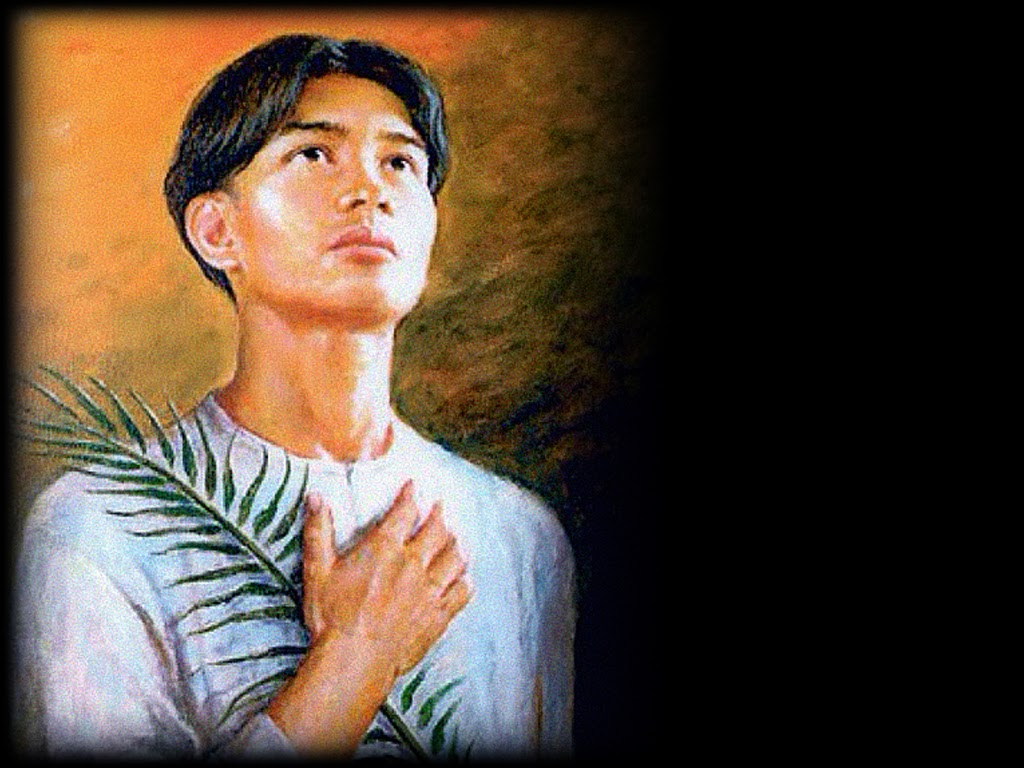 Holy mass images saint pedro calungsod - San pedro wallpaper ...