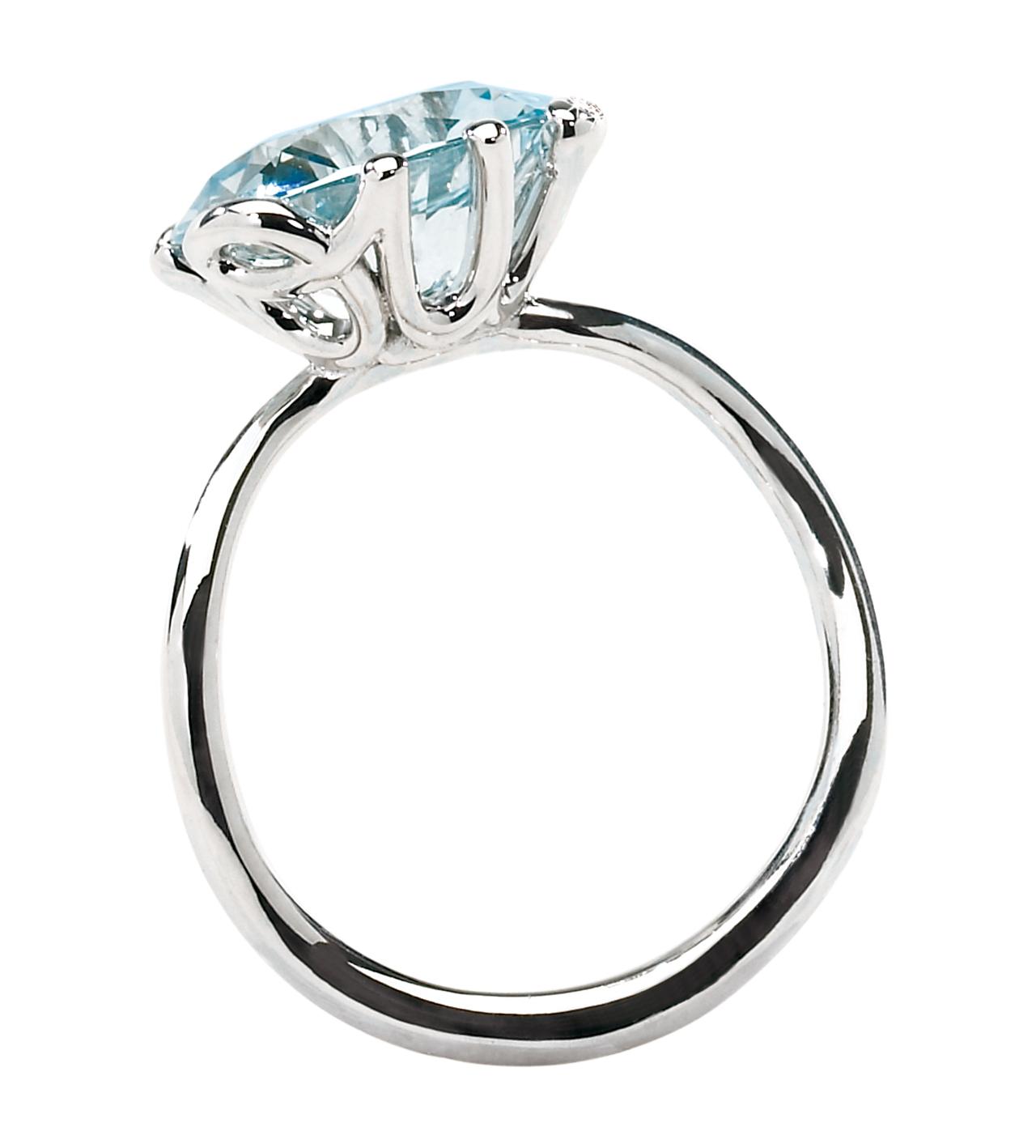Extrêmement Tendances bagues de fiançailles 2012 | Tout pour mon mariage YI65