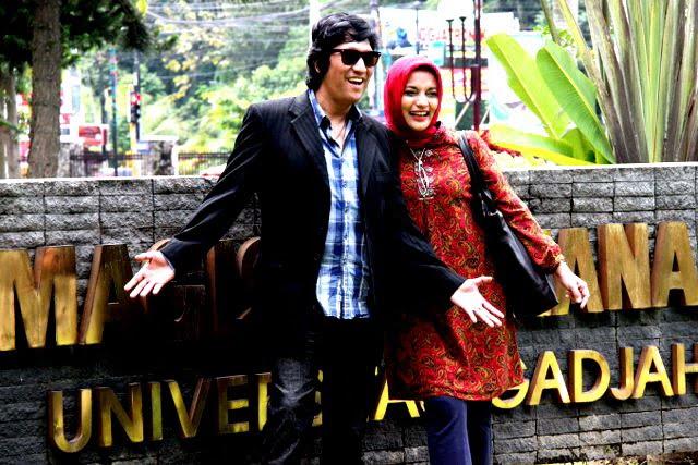Kenangan Politik Hukum Mazhab Bulak Sumur, UGM dalam hati Ikang Fawzi & Marissa Haque, Jan 2011