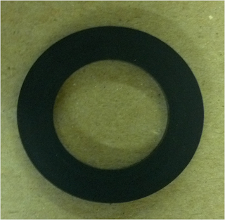Rectangular Ring Seal, Cummins Engine, New Part, Part No: 3936876