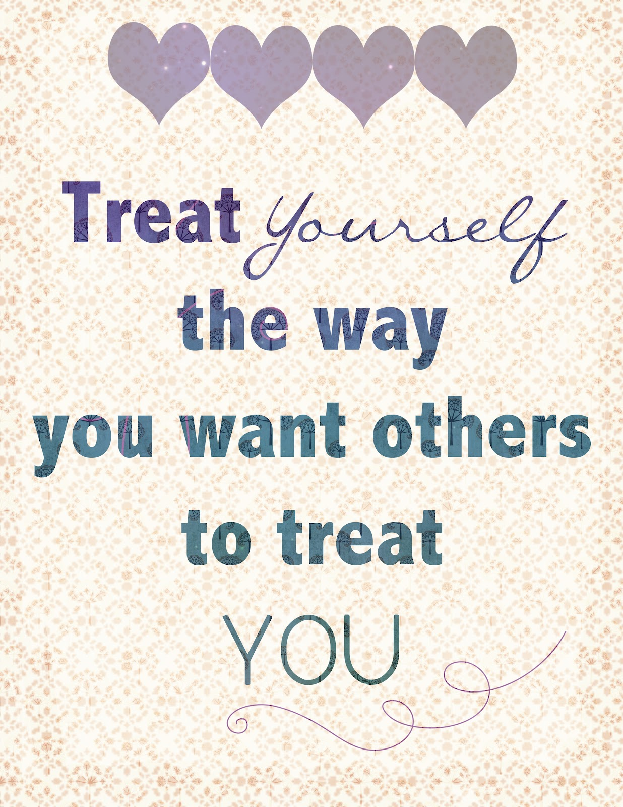 treat others how you want others How to treat each other written by ron hutchison therefore, whatever you want men to do to you, do also to them, for treat others like you want to be treated.