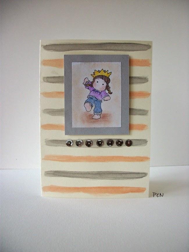 Pumps and Needles: magnolia birthday card