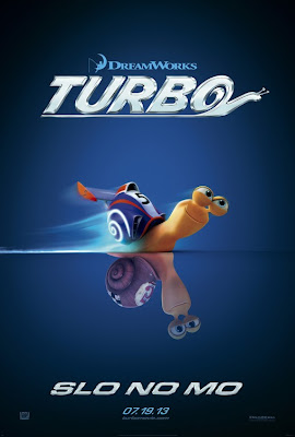 Turbo New Movie Poster