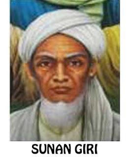 Sunan Giri or Raden Paku