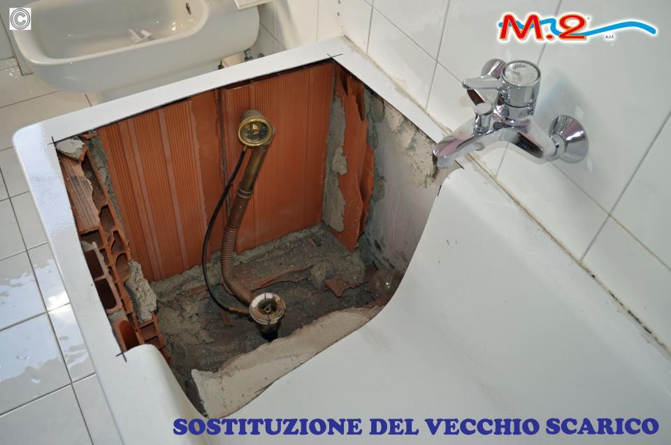 Vasca Da Sovrapporre : Sovrapposizione vasca da bagno colorata m.2 trasformazione vasca