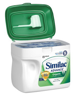 sữa bột similac advance organic