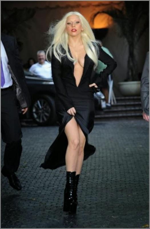 Леди Гага Платье Доставка