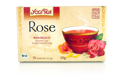 YOGI Tea Rose Verpackung