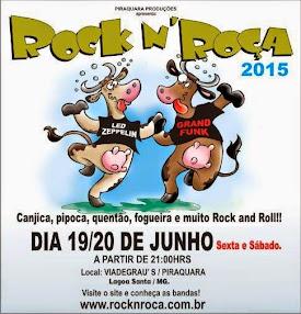 ROCK'N'ROÇA 2015
