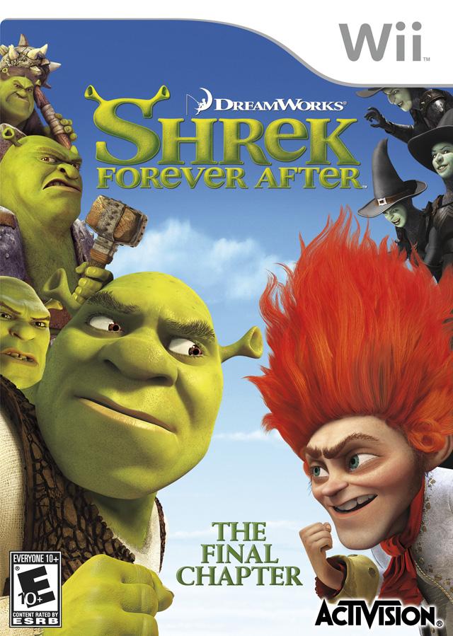 Shrek Forever After The Mobile Game