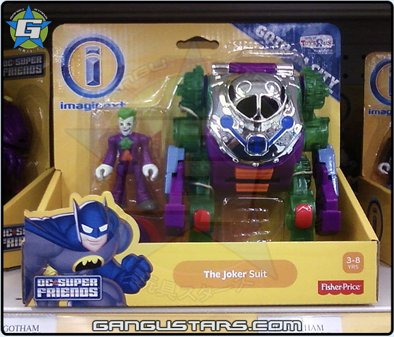 Imaginext DC Super Friends  Joker Suit