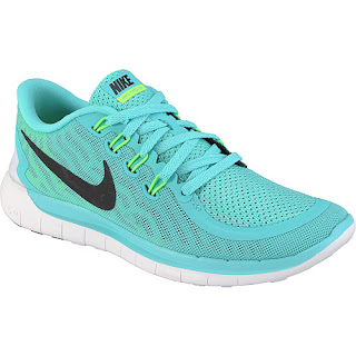 Sports authority coupon 25%: Nike Women's Free 5.0 Running Shoes
