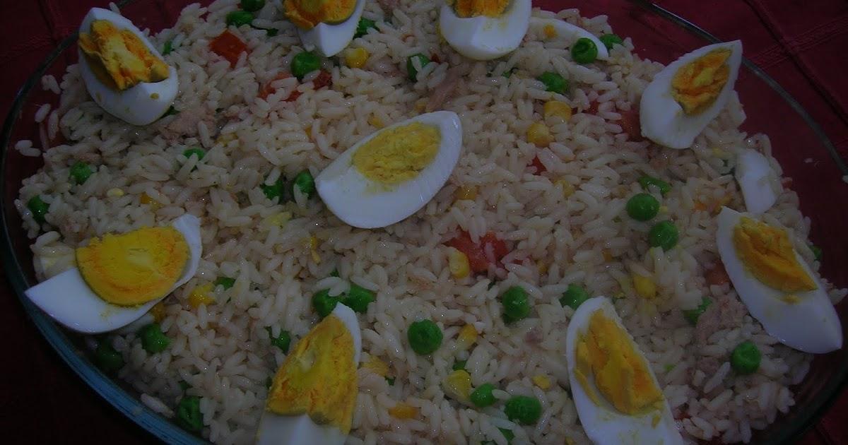 La cucina di alice insalata di riso svuota frigo - La cucina di alice ...