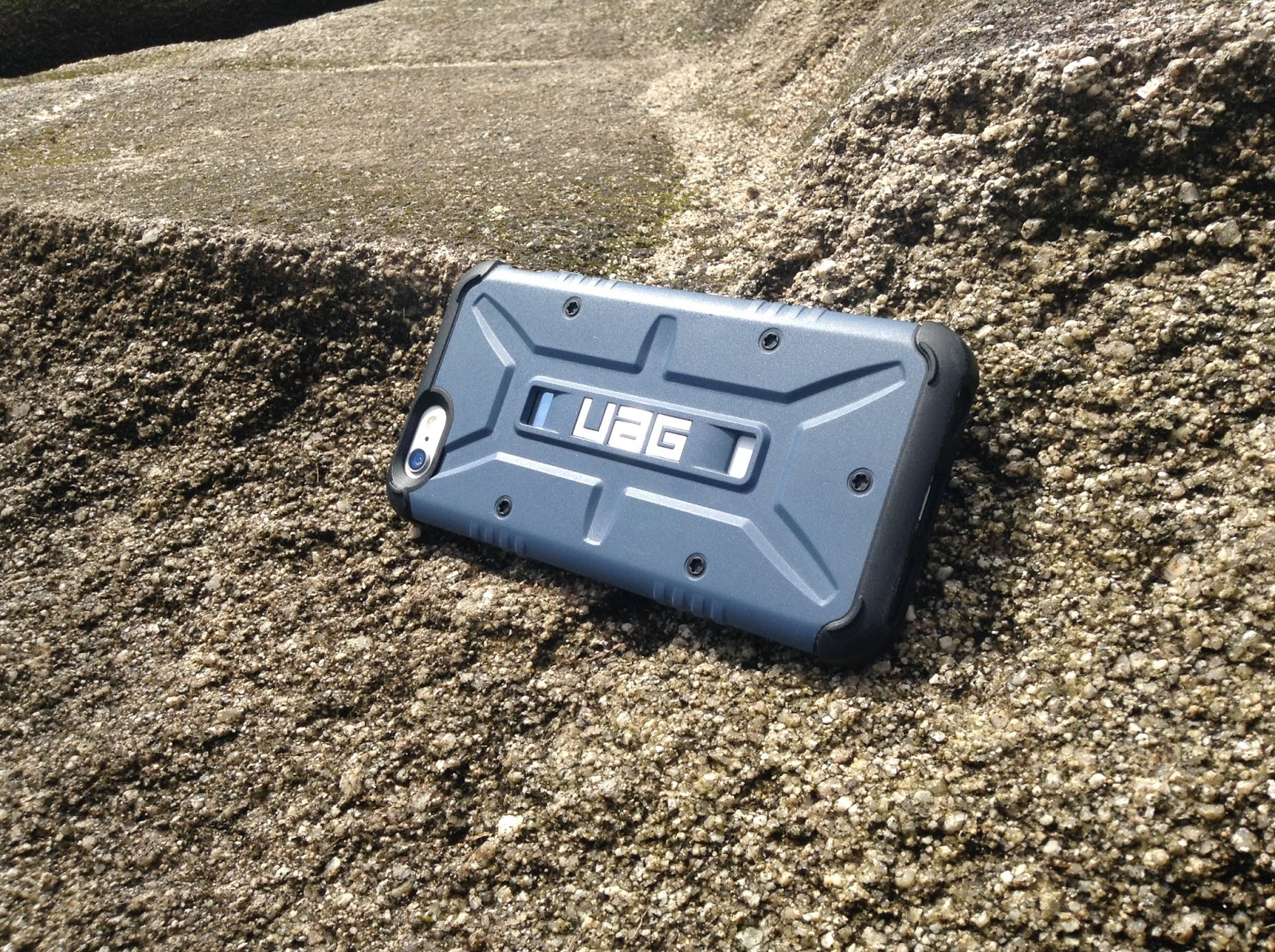 Urban Armor Gear For Iphone 6 Review Uag Slate Plus 6s