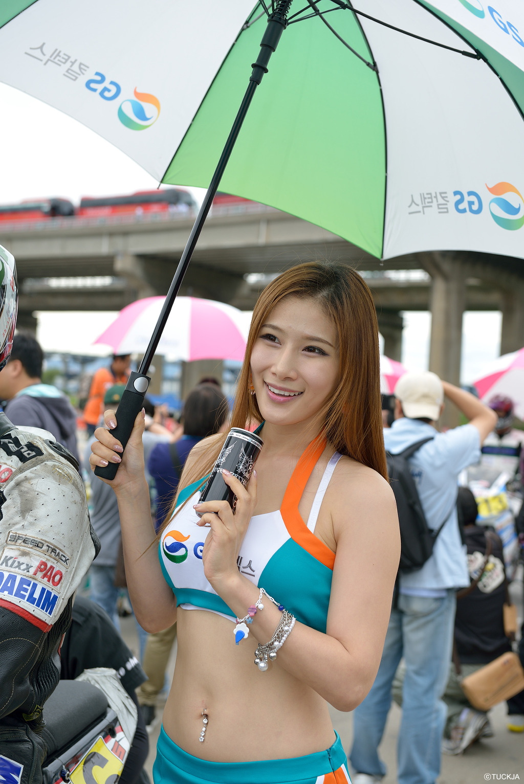 xxx nude girls: Hwang Ga Hi at KSRC R3 2012