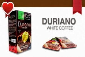 Duriano White Coffee