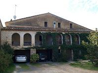 La façana nord de Cal Mercader