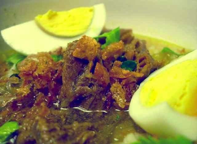 Resep Soto Sulung Masakan khas Jawa Timur