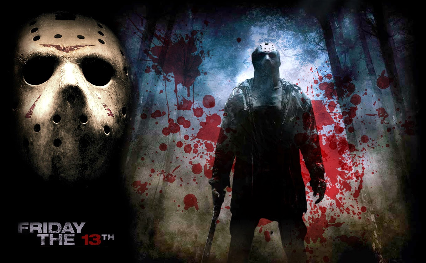 Movie poster Horror Friday the 13th