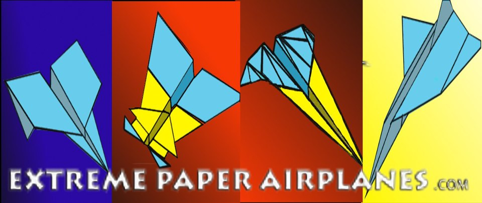 THE NEW COOLEST PAPER AIRPLANES