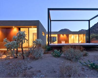 Contoh Desain Teras di Depan Rumah