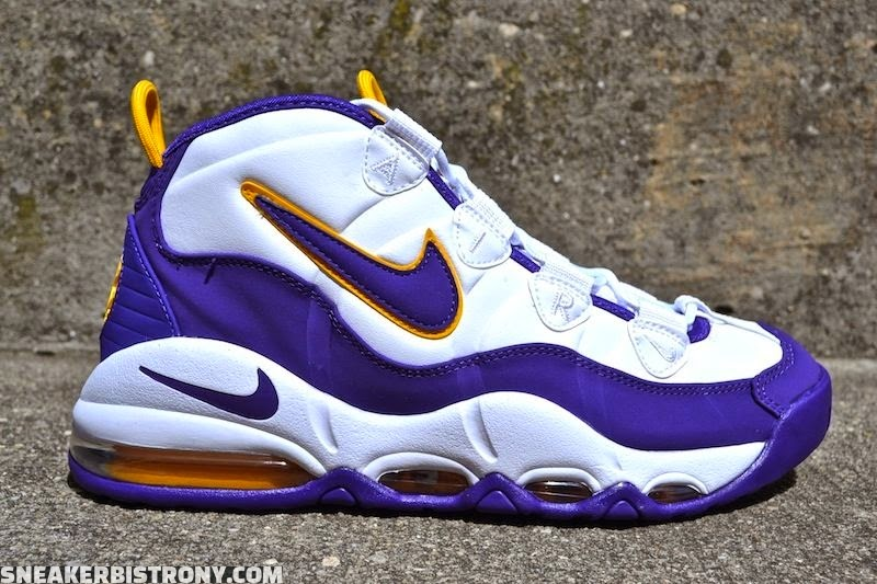 Air Max Uptempo Lakers