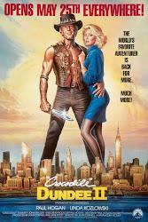 Cocodrilo Dundee 2 Poster