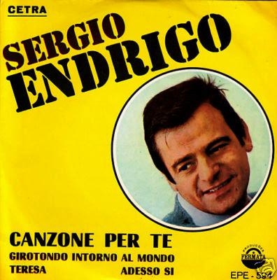 Sanremo 1968 - Sergio Endrigo - Canzone per te