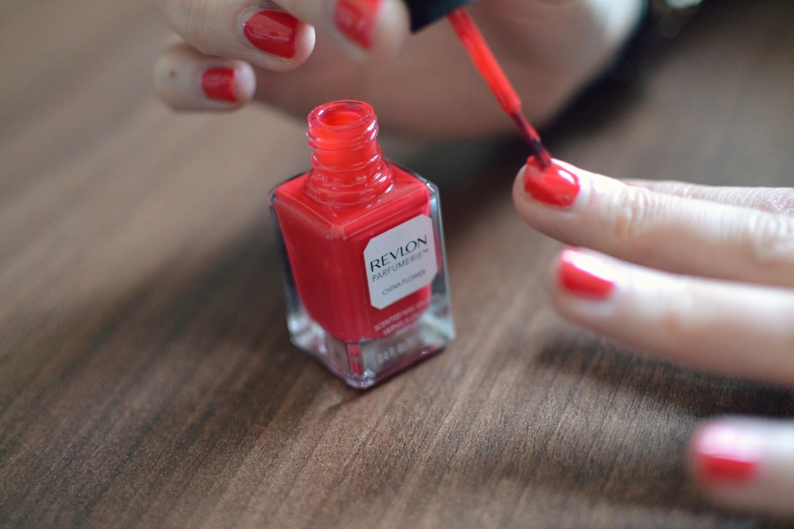 revlon scented nail polish