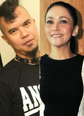Ahmad Dhani Saling Cuek dengan Maia Estianty