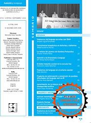 COMUNICACIÓN AO XX CONGRESO FEPAL, A CORUÑA, 2010
