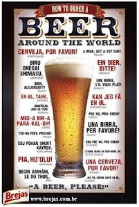 Como pedir uma cerveja: