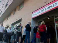 11,9% de desempleo promedio en la eurozona