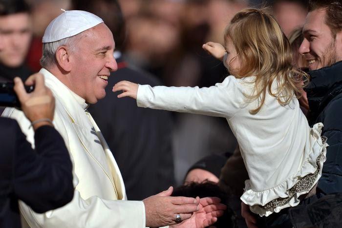 Francisco ¡Oramos por vos!