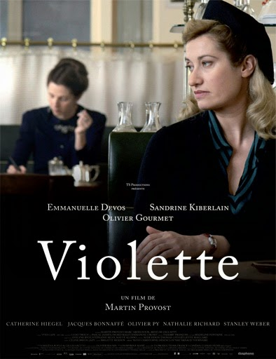 Ver Violette (2013) Online