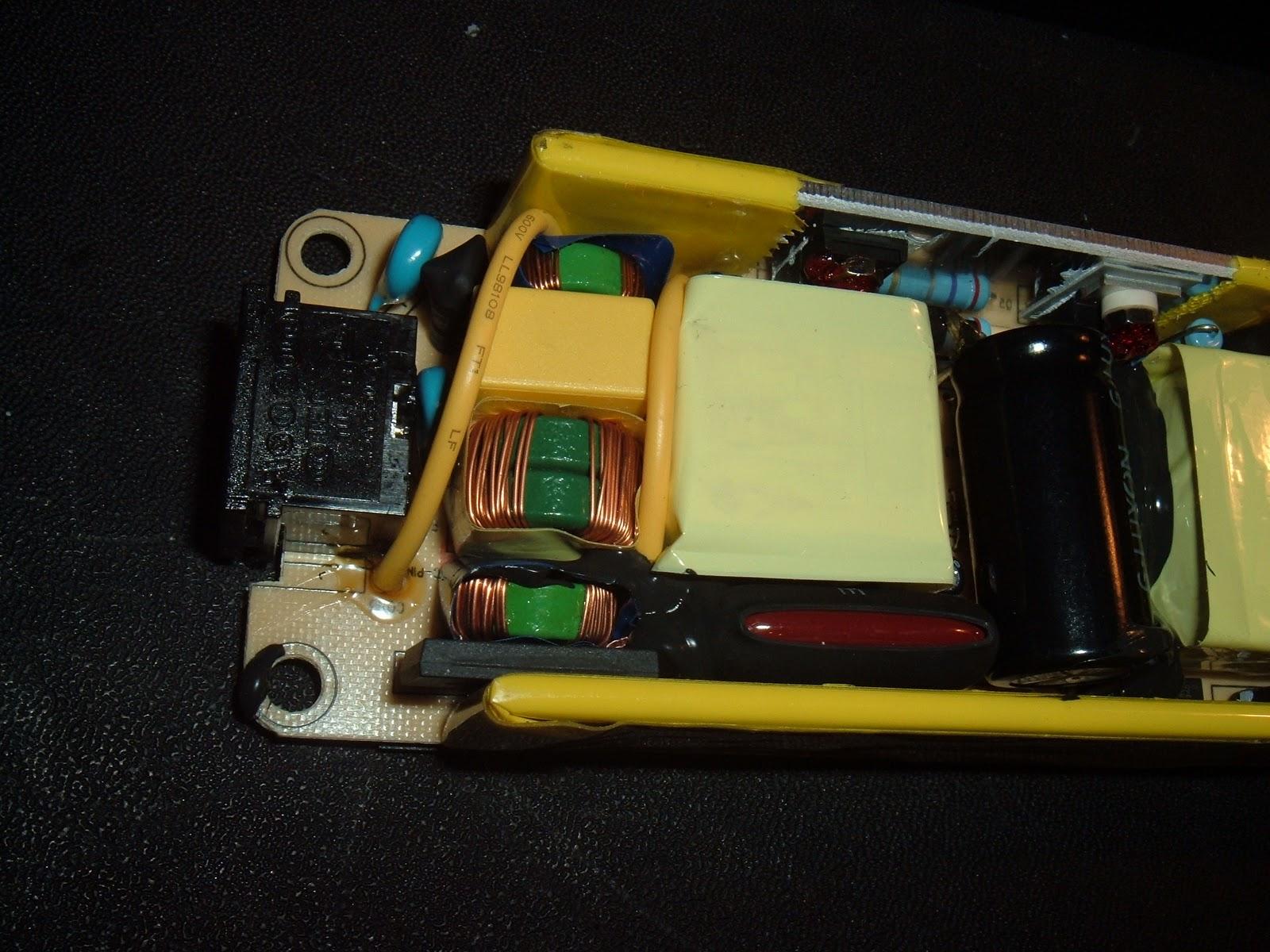 Dell Laptop Power Adapter Schematic Manual Of Wiring Diagram Supply Tynemouth Software Universal Teardown Rh Blog Tynemouthsoftware Co Uk Circuit Pinout