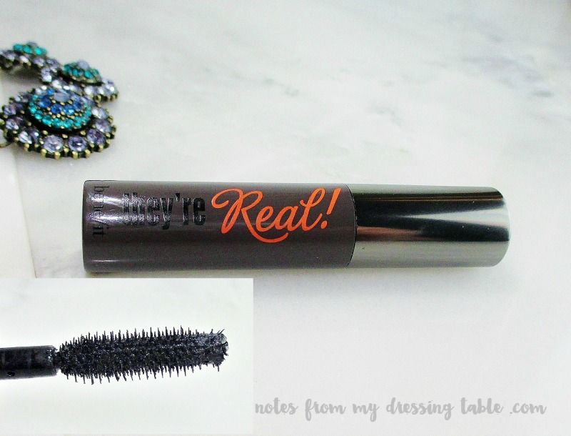 Benefit They're Real Mascara notesfrommydressingtable.com