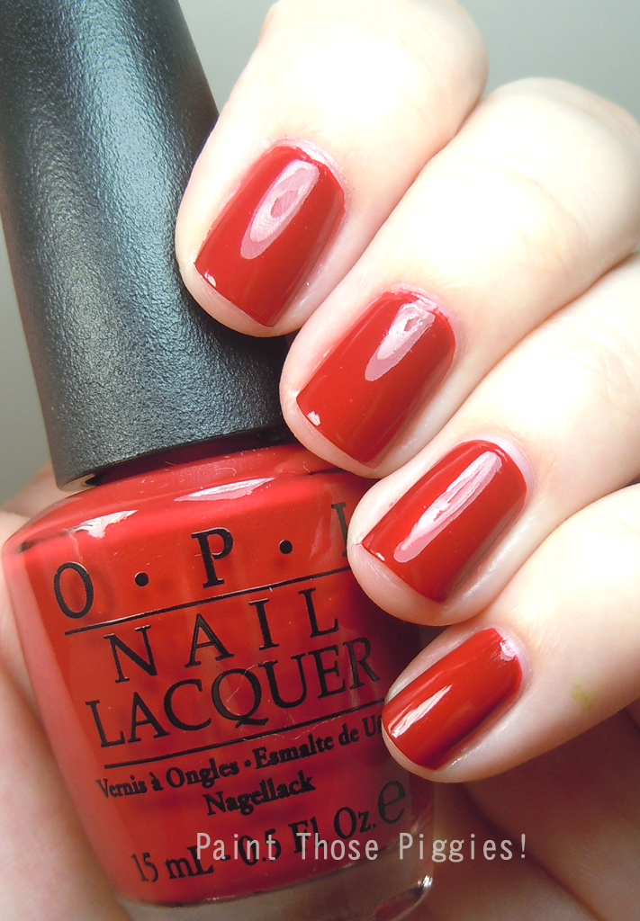 Paint Those Piggies!: OPI First Date at the Golden Gate ... Opi First Date At The Golden Gate
