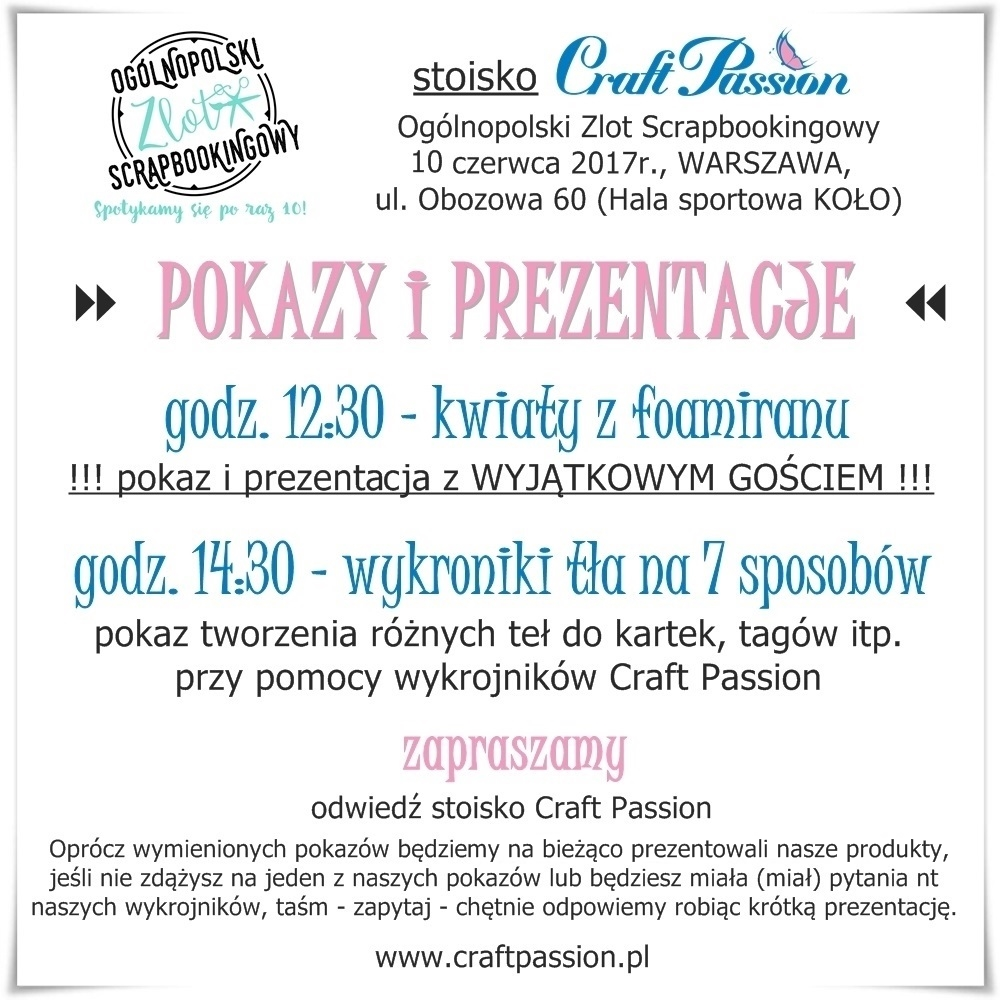POKAZY / PRESENTATIONS