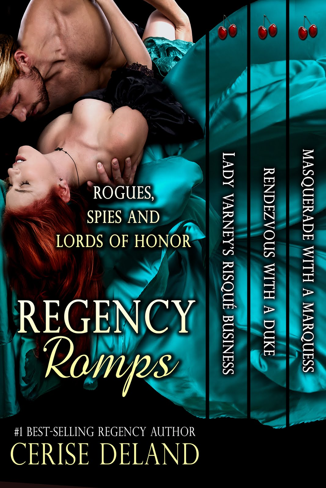 REGENCY ROMPS Box Set!